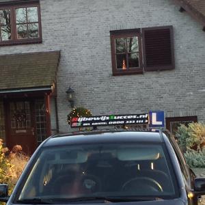 rijschool rijbewijsSucces Leiden